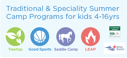 Earthbound Camp Programs