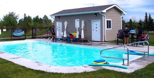 Earthbound Kids Pool